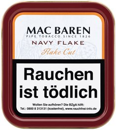 Mac Baren Navy Flake 50g Dose