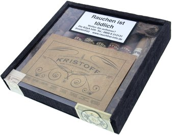 Kristoff Sampler Robusto 8-Pack Assortment