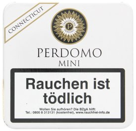 Perdomo Mini Cigarillos Connecticut 20er