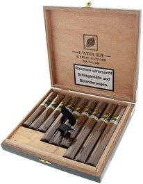 L´Atelier by Pete Johnson and Pepin Garcia Sampler offen
