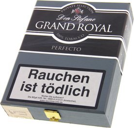 Don Stefano Grand Royal Perfecto Kiste