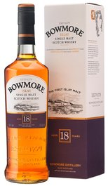 Bowmore Whisky 18 Years Old (13278)