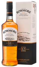 Bowmore Whisky 12 Years Old (6968) Detailbild