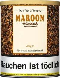 Danish Mixture Maroon (ehemals Choco Nougat) 200g Dose
