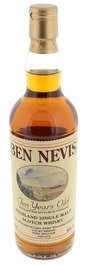 Ben Nevis Single Malt Whisky 10 Years Aged