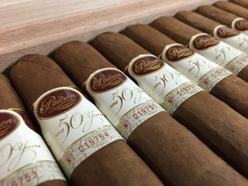 Padron 50th Anniversary Natural Zigarre