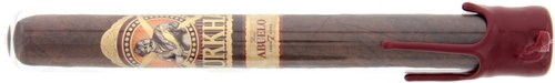 Gurkha Private Select Ron Abuelo Anejo 7 Anos Churchill Maduro Glas Tube