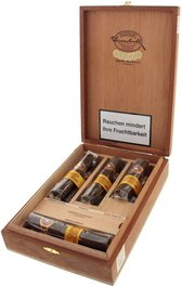Dunhill Heritage Robusto Collection Humidor offen
