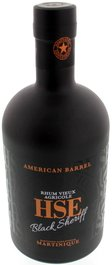 Habitation Saint-Etienne Rum Black Sheriff American Barrel
