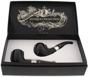 Peterson Antique Collection ebony