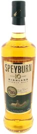 Speyburn Single Malt Whisky 10 Years Aged (12358)
