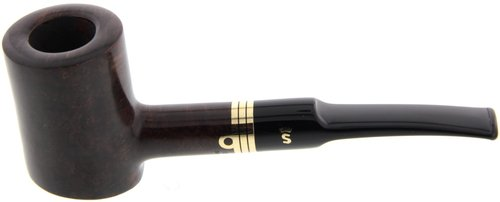 Stanwell Navy (NOS - Made in Denmark) Commander brown (interne Nr. 19)