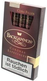 Backgammon Coronas Especiales Havana 5er