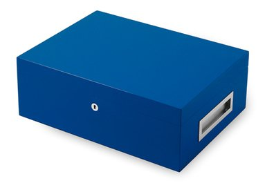 Villa Spa Humidor Blue