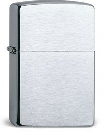 Zippo Classic Regular chrome brushed 254000