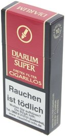 Djarum Kretek Super 10er