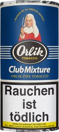 Orlik Pfeifentabak Club Mixture 50g Pouch