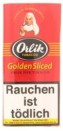 Orlik Pfeifentabak Golden Sliced 50g Pouch