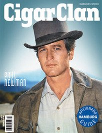 Cigar Clan Ausgabe 2/2011 (Paul Newman)
