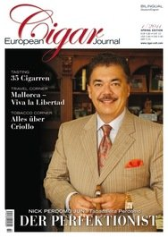 European Cigar Journal Ausgabe 01/2011 (Nick Perdomo)