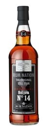 Rum Nation Solera No 14  0,7 Liter