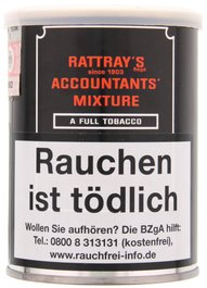 Rattray's British Line Pfeifentabak Accountants' Mixture 100g Dose