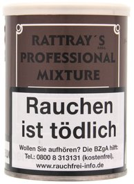 Rattray's British Line Pfeifentabak Professional Mixture Dose 100g