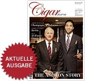 European Cigar Journal Ausgabe 04/2011 (The Ashton Story)