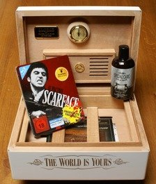 Scarface Limited Edition Humidor