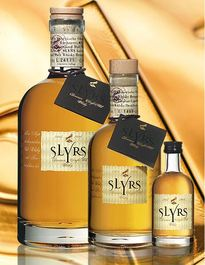 Slyrs Bavarian Single Malt Whisky  Whisky (2009er Jahrgang) 0,7l