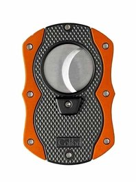 Colibri Monza Cut 22mm  schwarz-orange (591924)