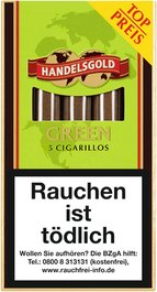 Handelsgold Zigarillos Sweets GREEN (Apple) No. 205