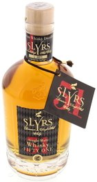 Slyrs Bavarian Single Malt Whisky FIFTY ONE 51% (0,35 Ltr.)