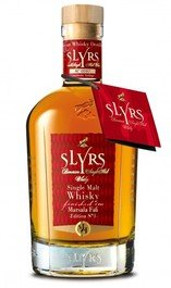 Slyrs Bavarian Single Malt Whisky Marsala Faß 46% (0,35 Ltr.)