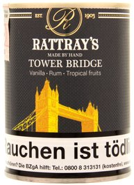 Rattray's Aromatic Line Tower Bridge 100g Dose