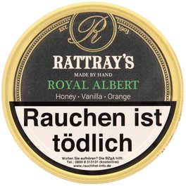 Rattray's Aromatic Line Royal Albert 50g Dose