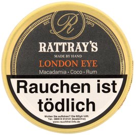 Rattray's Aromatic Line London Eye 50g Dose