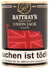 Rattray's Aromatic Line Union Jack 100g Dose