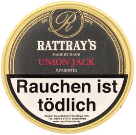 Rattray's Aromatic Line Union Jack 50g Dose
