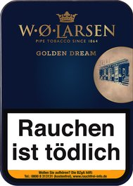 W.O. Larsen Masters Blend Golden Dream 100g Dose