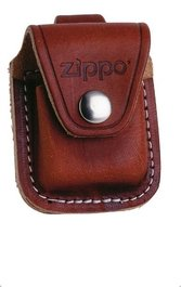 Zippo Accessories Zippo pouch brown with loop