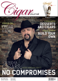 Cigar Journal Ausgabe 02/2015 (Gurkha)