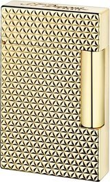 S.T. Dupont Ligne 2 Firehead Yellow Gold (016433)