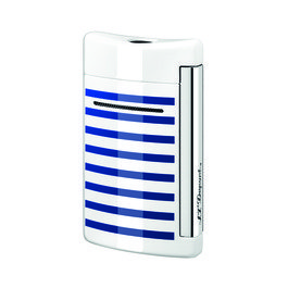 S.T. Dupont Minijet blue stripes (010106)