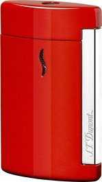S.T. Dupont Minijet red lacquered (010505)