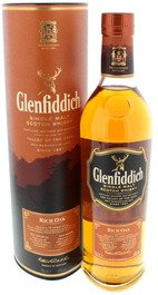 Glenfiddich Rich Oak - 70cl (12088) Detailbild