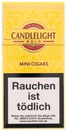Candlelight Aromatic Cigarillo Gold (ehemals Vanilla)