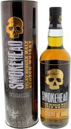 Smokehead Peated Malt Peated Malt (0,7 l / 43 % Vol.) 5688 Detailbild