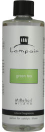 Millefiori Lampair Design Lampendüfte Green Tea 500ml