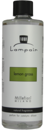 Millefiori Lampair Design Lampendüfte Lemon Grass 500ml